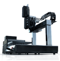 STANDALONE Optocomb 3D scanner by XTIA