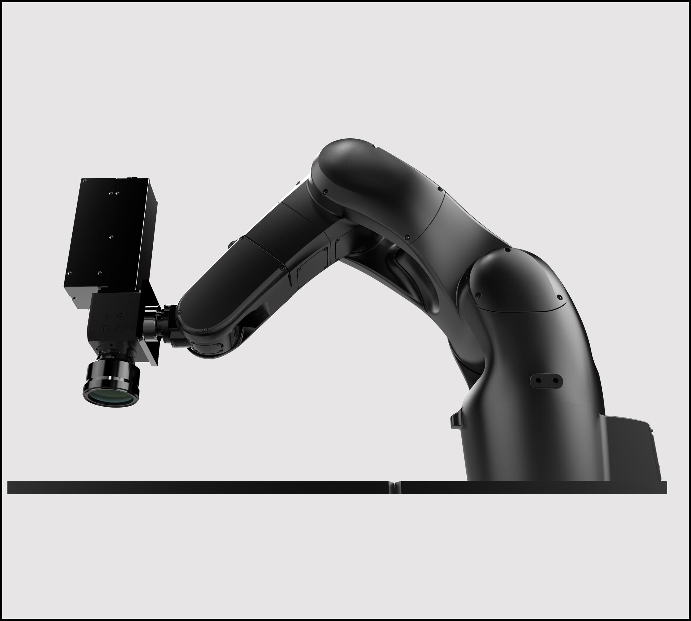 Robot arm by XTIA