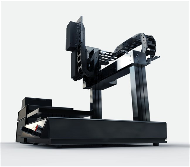 Standalone 3D scanner by XTIA